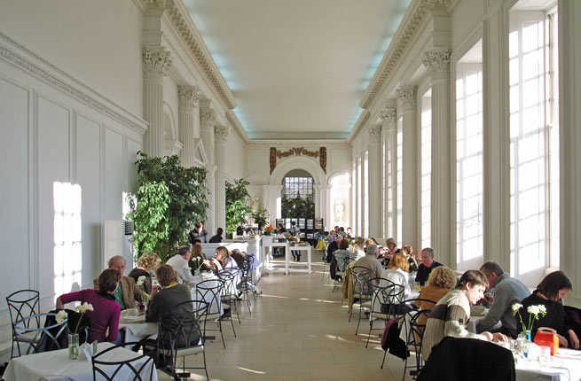 The Orangery at Kensington Gardens