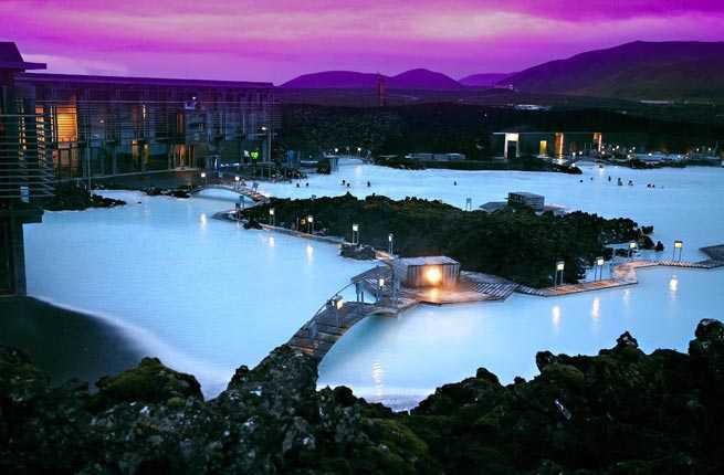 Europe s best hot springs spas fodors travel guide for Hotels in iceland blue lagoon