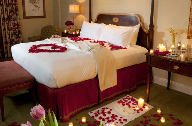 10 luxurious valentine s day escapes for 2016 fodors - Romantic ideas hotel room ...