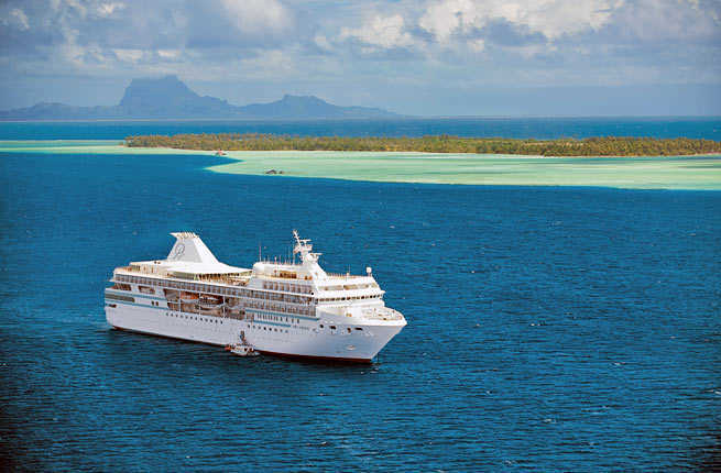 Cruise Australia & the South Pacific with Jean-Michel Cousteau