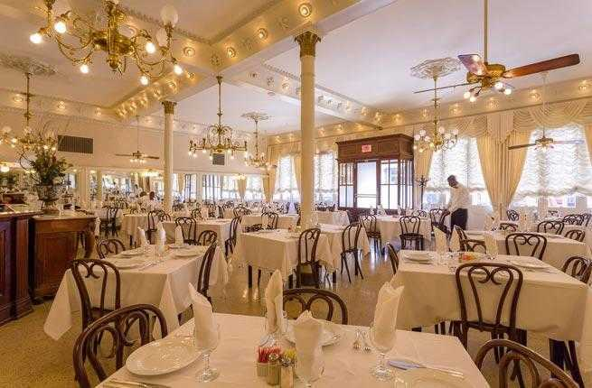 Where To Eat And Drink Like A President Fodor S