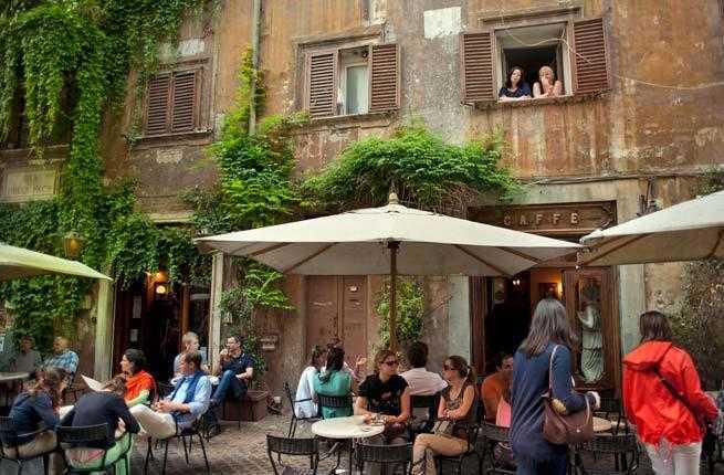 Rome's 10 Best Bars for a Classic Italian Aperitivo | Fodor's