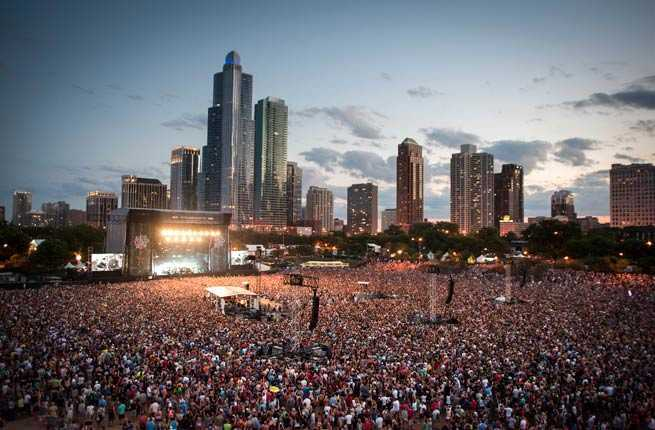 Lollapalooza, Chicago