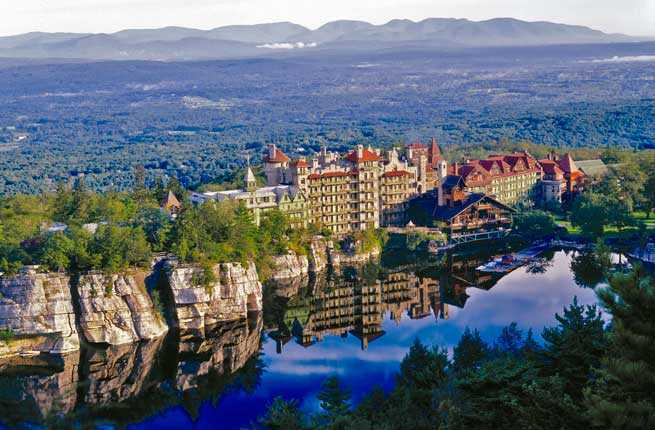 Mohonk Resort