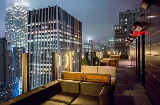 NYC's 10 Best New Rooftop Bars | Fodor's