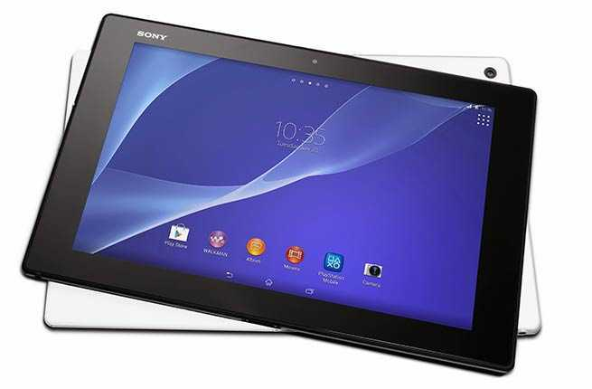Sony Xperia Z2 Android Tablet