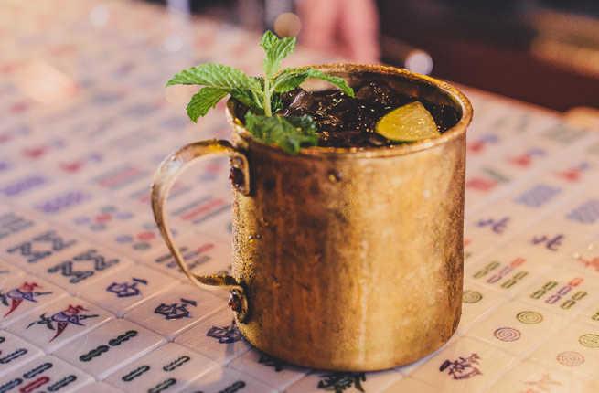 Image result for fu lu shou cocktail
