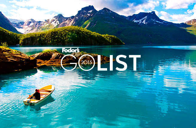Fodor's Go List 2015