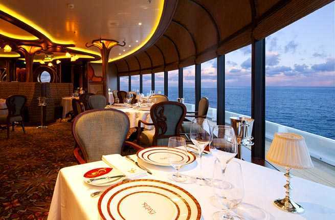 Celebrity cruises specialty dining prices