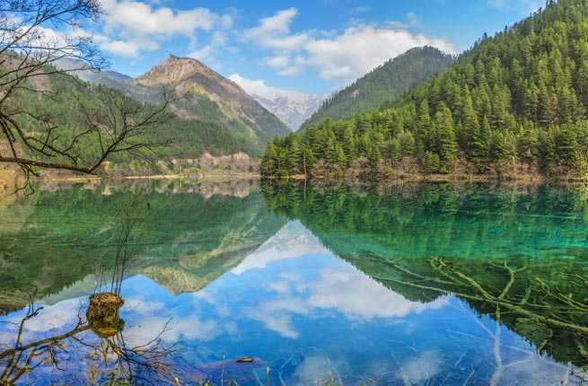 Jiuzhai Valley National Park