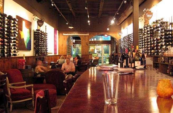 Veritas Wine Room