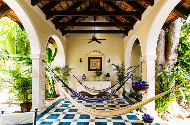 7 gorgeous boutique hotels in m rida mexico fodors for Hotel luxury merida