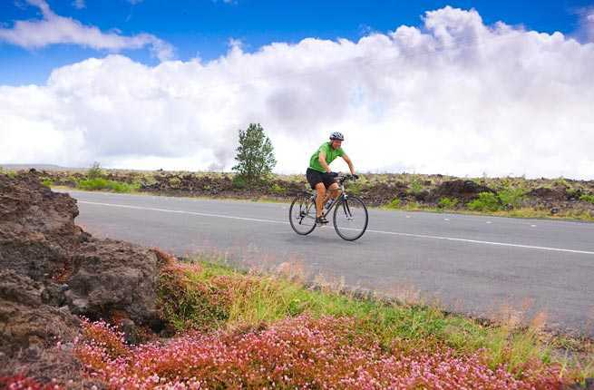 Bike Hawaii Tours Hawaii Big Island Biking Tour