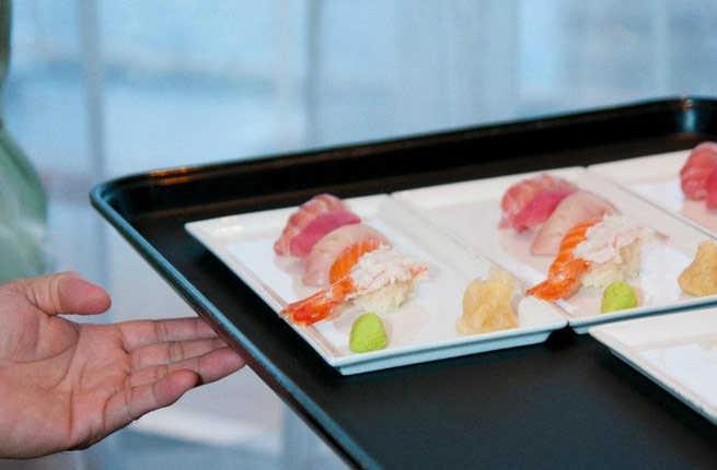 Silk Road & The Sushi Bar by Nobu Matsuhisa