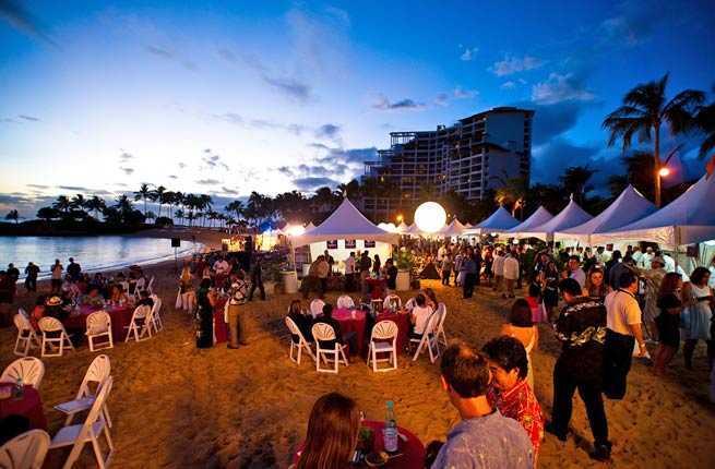 Hawaii Food & Wine Festival