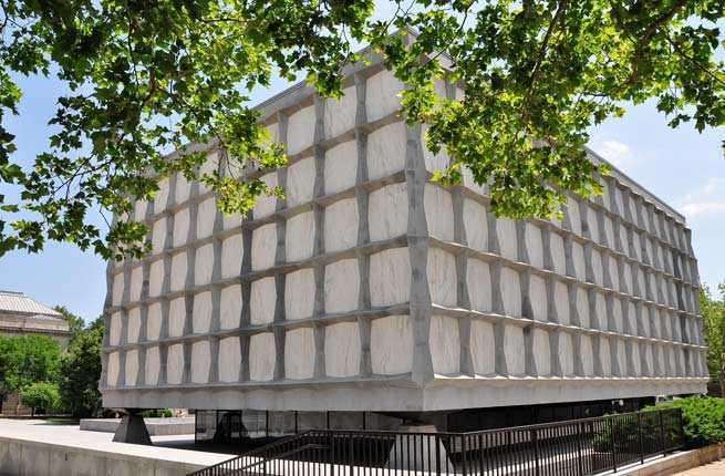 Beinecke Library, Yale University