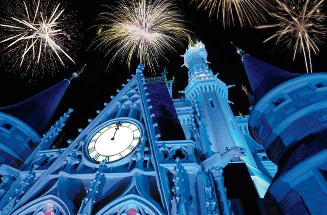 Disney World, Universal Studios, SeaWorld