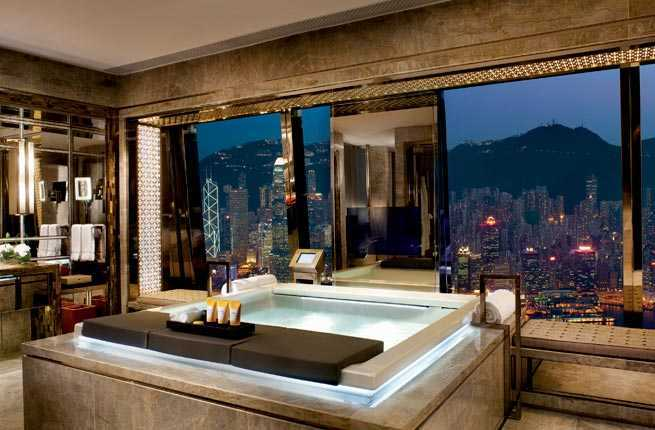 courtesy of the ritz carlton hong kong - Pictures Of Amazing Bathrooms