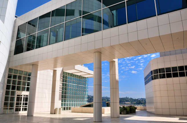 Tour The Getty Center