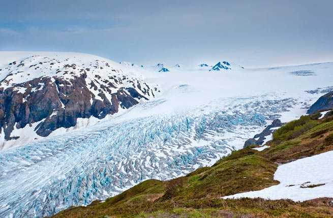 Harding Icefield Trail, Kenai Fjords National Park