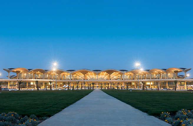 Terminal D, Queen Alia International Airport