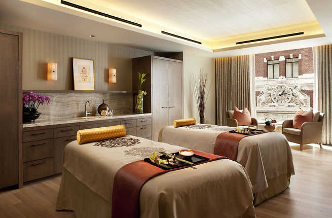 10 best new spas in north america fodors travel guide for Salon oriental