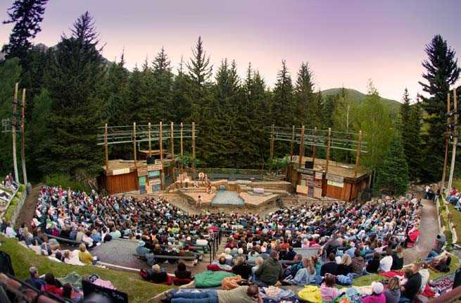 Backyard Theater Packages : Summers 10 Best Outdoor Theater Experiences  Fodors Travel