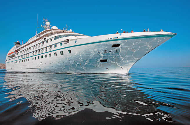 Far East Flings on New Power Yacht Sailings