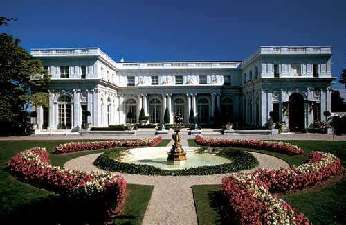 Newport s 11 mansions gilded age gems fodors travel guide Great gatsby house tour