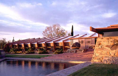 Taliesin West: Scottsdale, Arizona