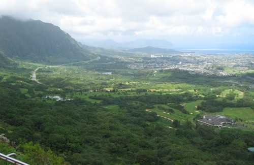 Oahu: A Scenic Spot for Filming