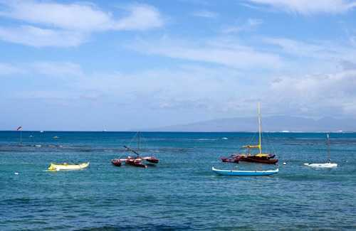 Oahu: Out on the Water in Waikiki