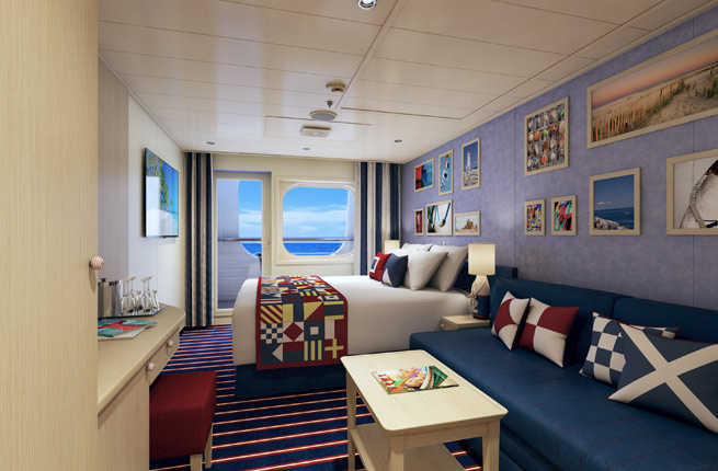 10 Best Cruise Lines With Family Suites Fodor S