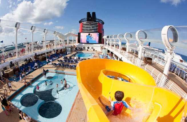 Best Cruise Ships For Kids - Best cruise ships for teens