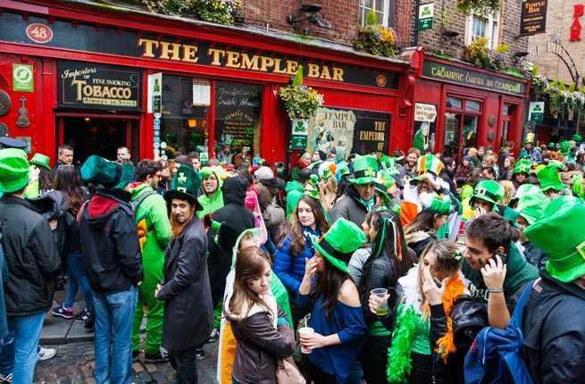 World S Biggest St Patrick S Day Celebrations Fodor S Travel
