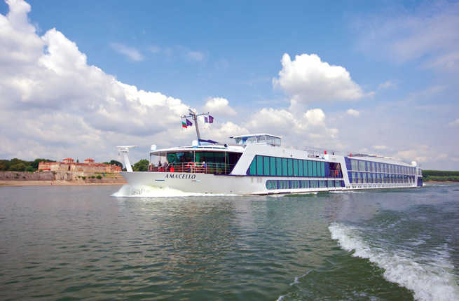 Chocolate Connoisseurs Cruise on the Danube River