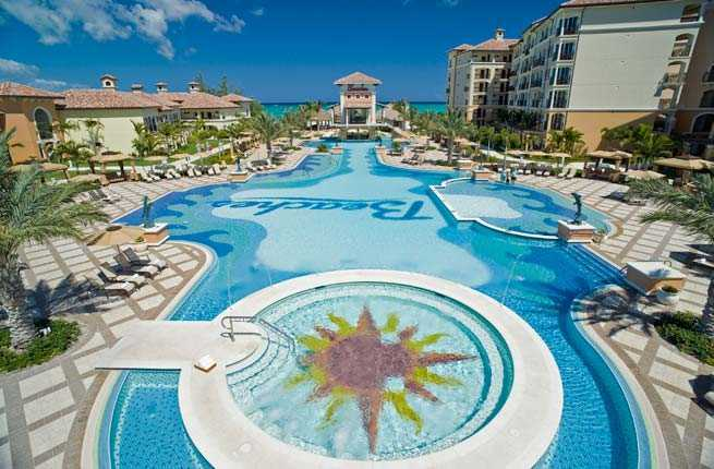Best for Families: Beaches Turks & Caicos