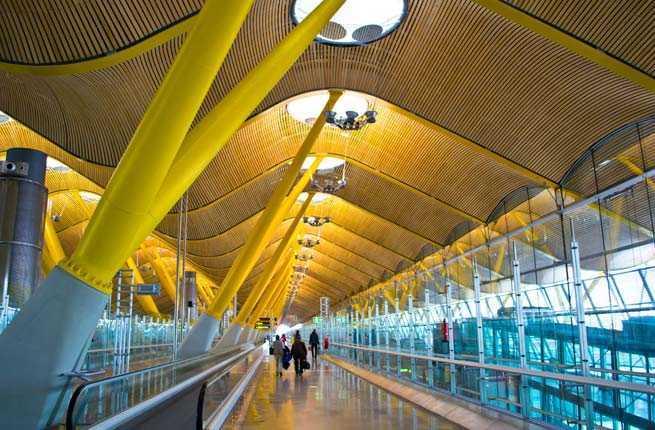 Madrid-Barajas Airport, Terminal 4