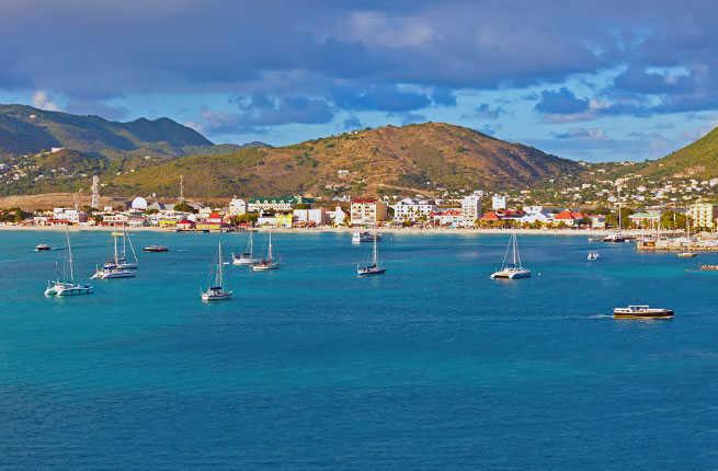 Chicago to St. Maarten