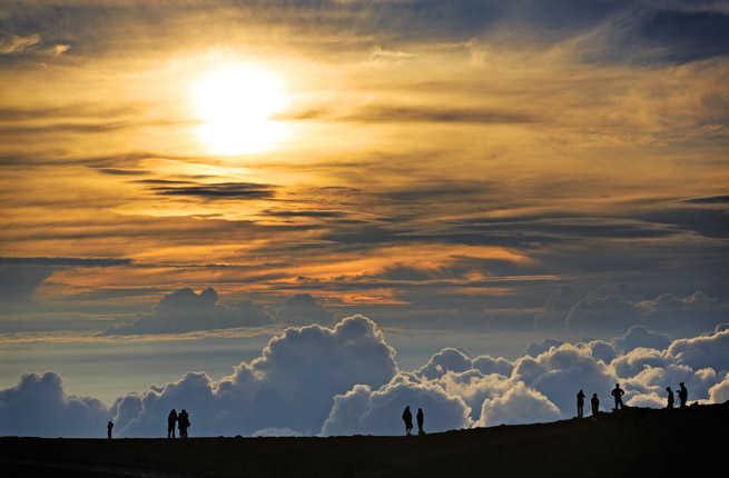 Mount Haleakala, Maui, Hawaii
