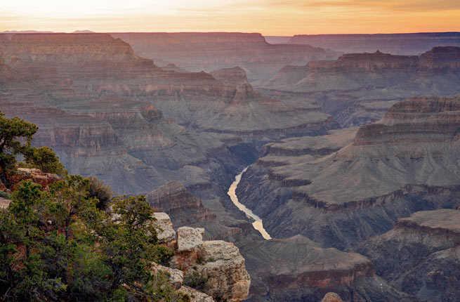 Hopi Point, Grand Canyon, Arizona
