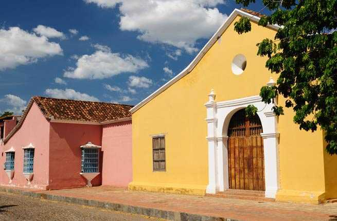City of Coro, Venezuela