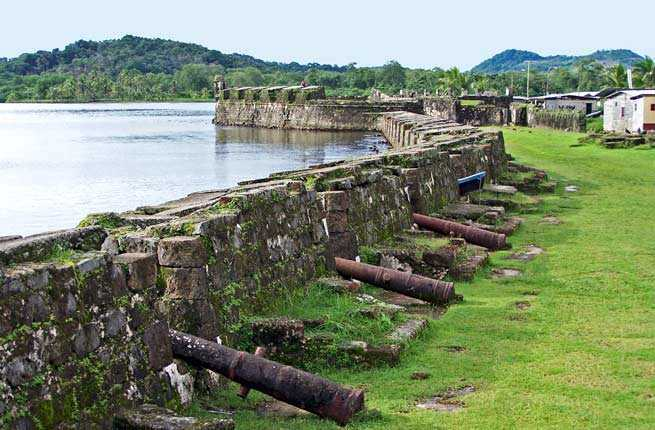 Fortifications of Portobelo- San Lorenzo, Panama