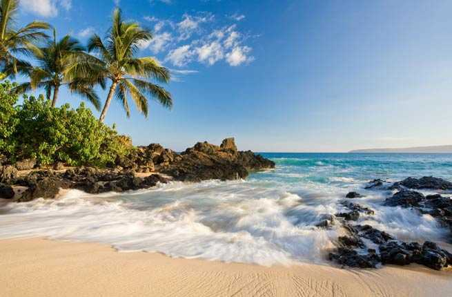 Makena Beach State Park, Hawaii