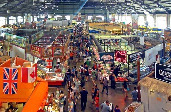 St. Lawrence Market, Toronto, Canada