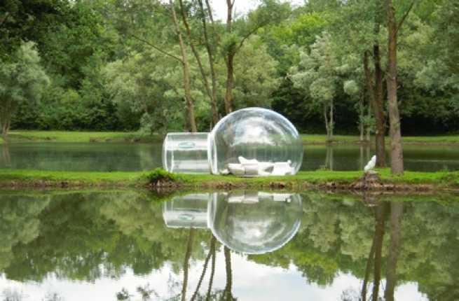 Bubble Tree Hotel, France