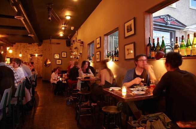Covell Wine Bar