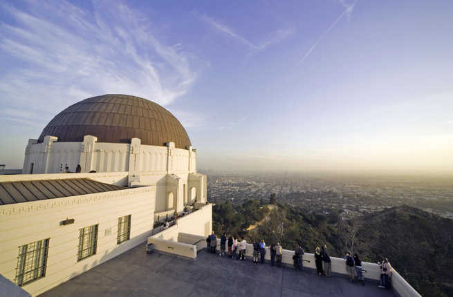 Get Active at Griffith Park