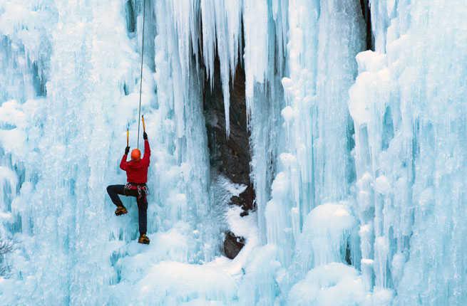 Ouray Ice Climbing Festival