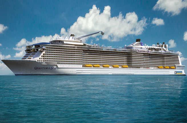 New <em>Quantum of the Seas</em> to Sail to Martinique & More